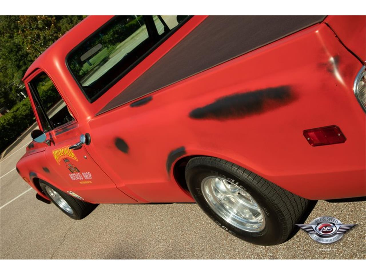 Large Picture of '68 Chevrolet C10 located in Tennessee Offered by Art & Speed - NUUI