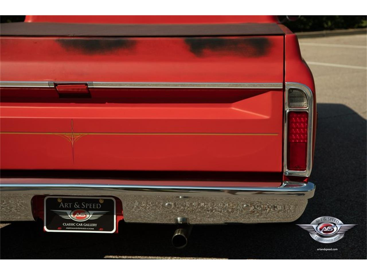 Large Picture of Classic 1968 C10 located in Tennessee - $32,900.00 Offered by Art & Speed - NUUI