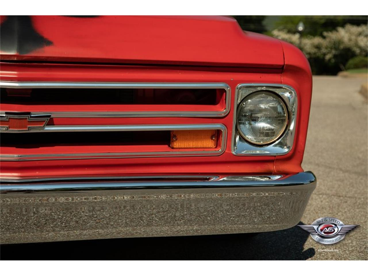 Large Picture of 1968 C10 located in Tennessee - NUUI