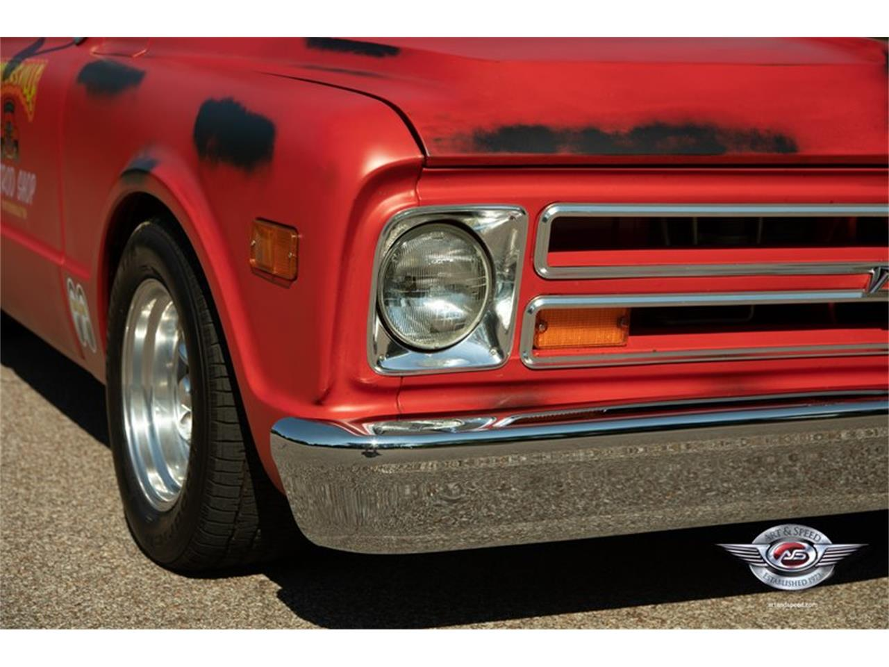 Large Picture of Classic '68 Chevrolet C10 located in Collierville Tennessee - $32,900.00 - NUUI