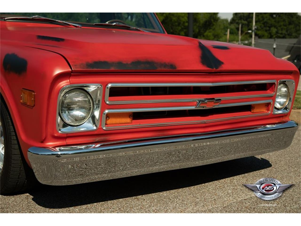 Large Picture of '68 C10 located in Collierville Tennessee - $32,900.00 - NUUI