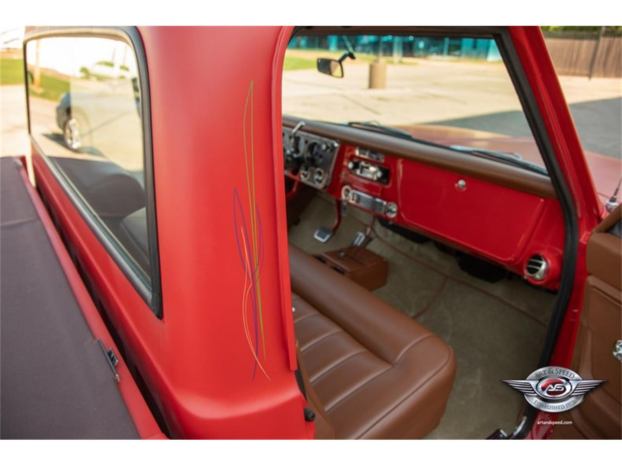 Large Picture of Classic 1968 Chevrolet C10 located in Collierville Tennessee - $32,900.00 Offered by Art & Speed - NUUI