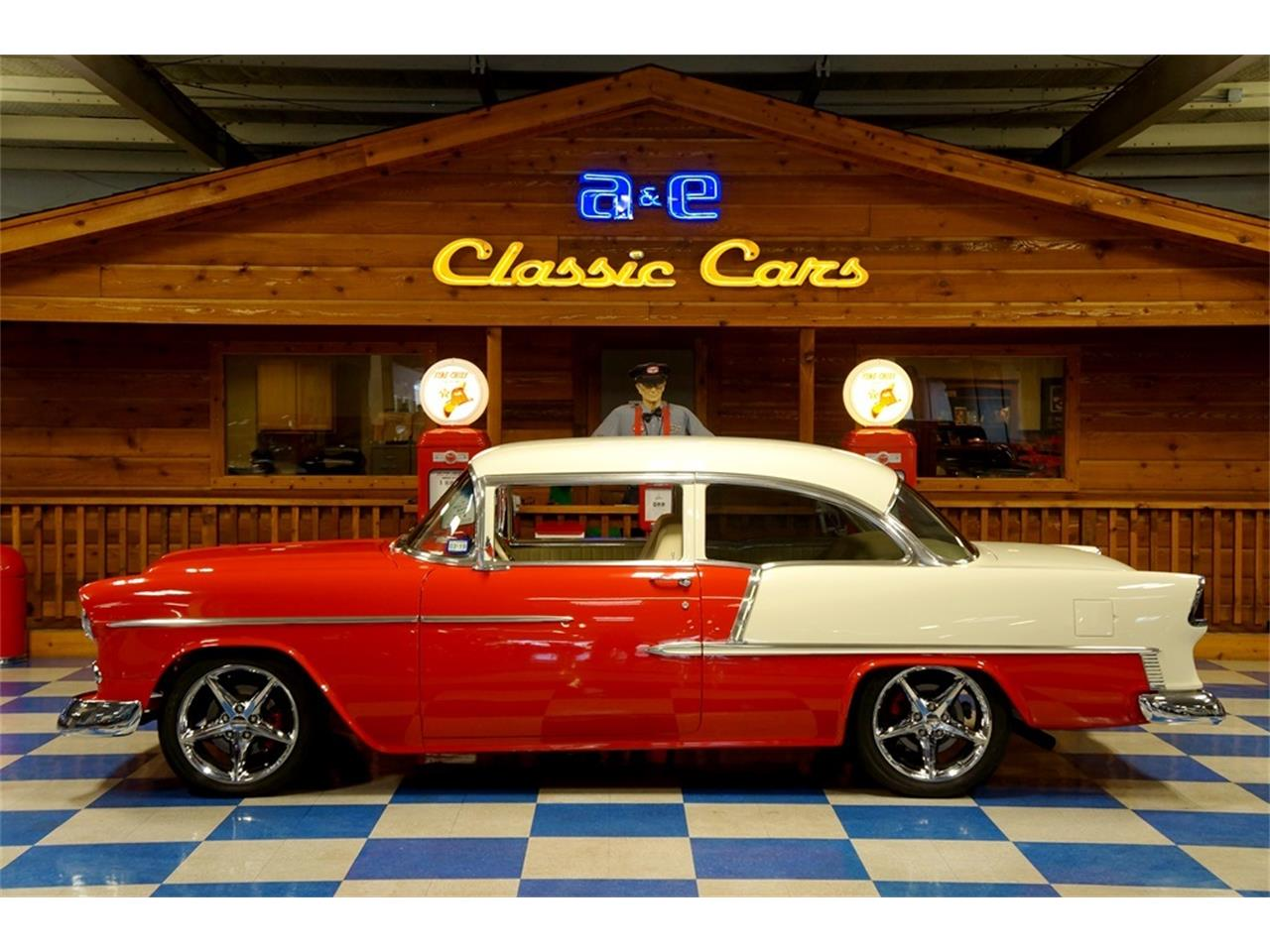 Large Picture of '55 Bel Air - NSPV