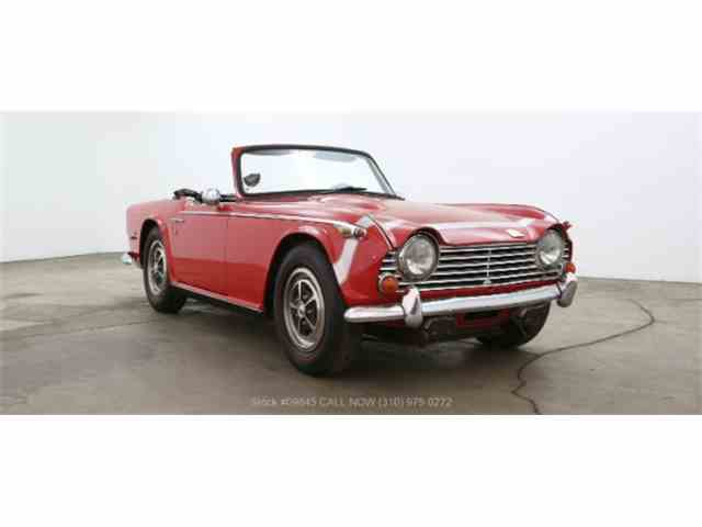 Picture of '68 TR250 - NUUV