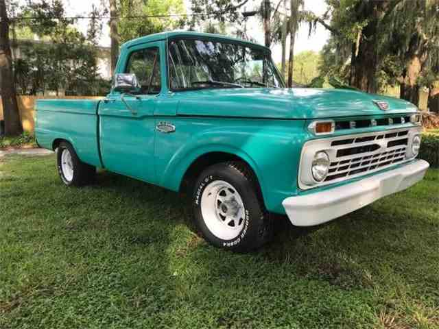 Picture of '66 F100 - NUV8