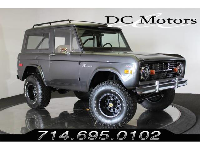 Picture of '73 Bronco - NUW5