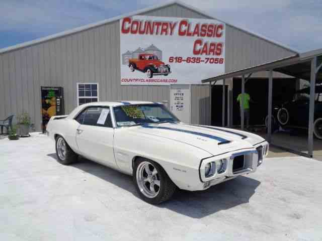 Picture of '69 Firebird - NUWJ