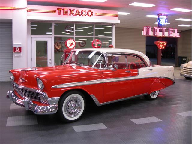 Picture of '56 Bel Air - NUWR
