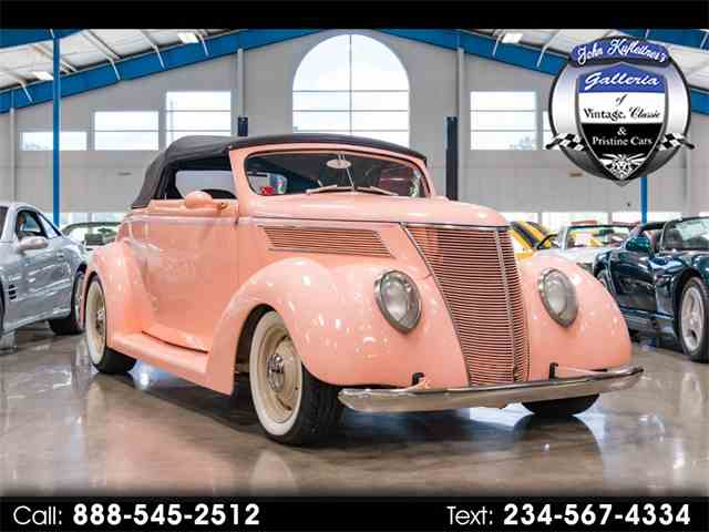 Picture of '37 Coupe - NUWV