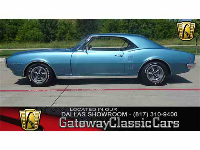 Picture of '68 Firebird - NUWW