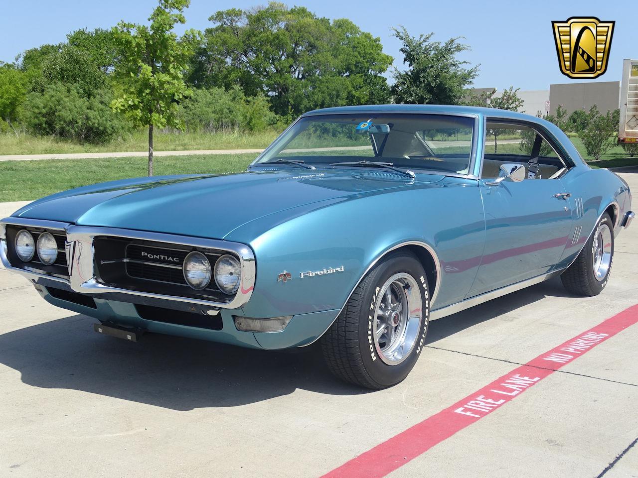 Texas Car Inspection >> 1968 Pontiac Firebird for Sale | ClassicCars.com | CC-1113152