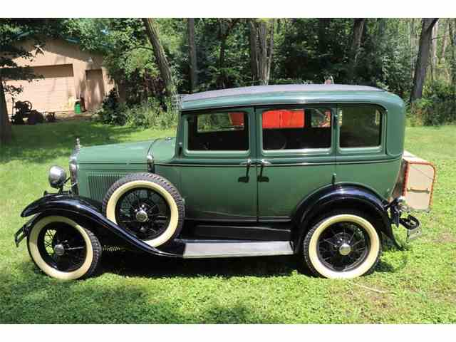 Picture of '31 Model A - NUX0