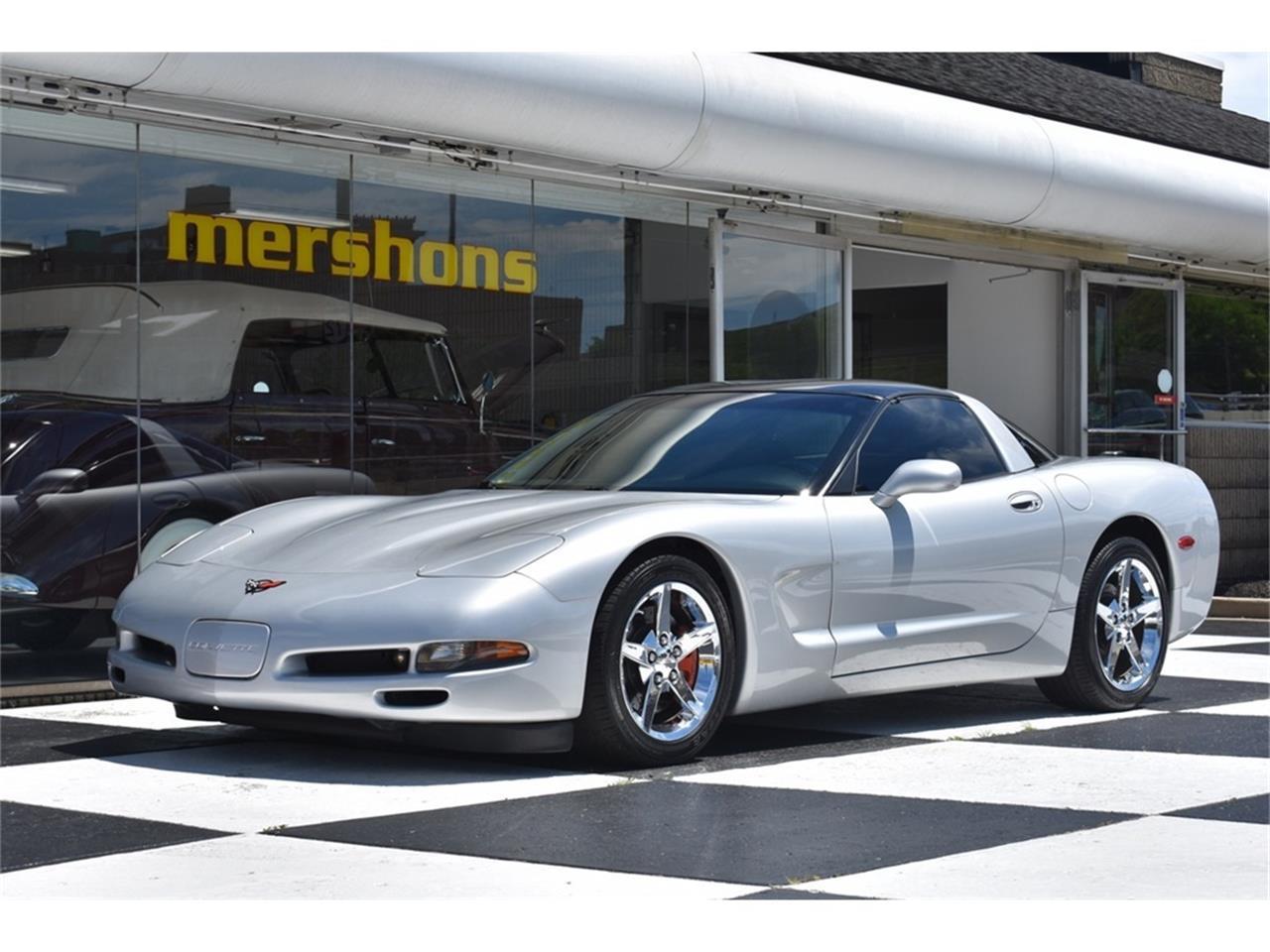 1997 Corvette For Sale >> For Sale 1997 Chevrolet Corvette In Springfield Ohio