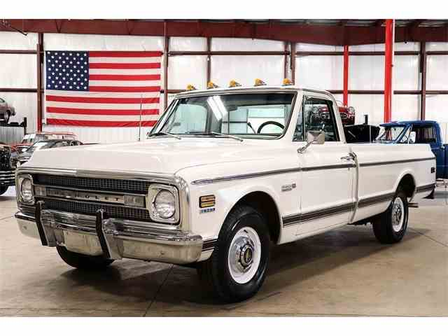 Picture of '71 C10 - NUX5