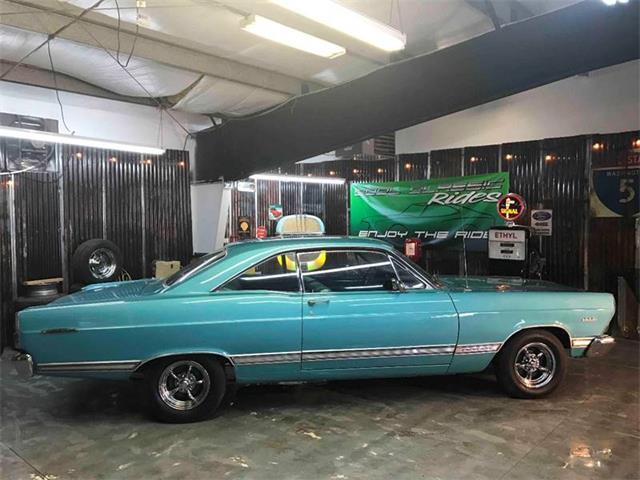 Picture of '67 Fairlane 500 located in Redmond Oregon - NUX6