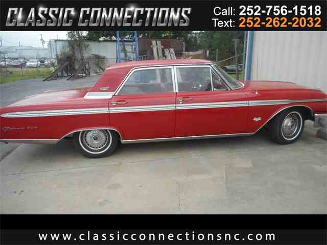 Picture of '62 Galaxie 500 - NUX8