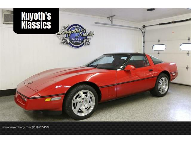 Picture of '90 Corvette - NUXS
