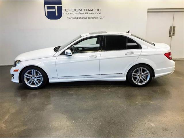 Picture of '14 C-Class - NUYB