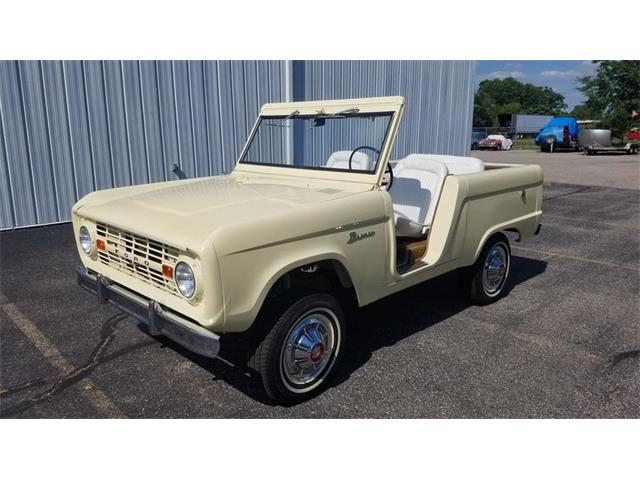 Picture of '66 Bronco - NUYD
