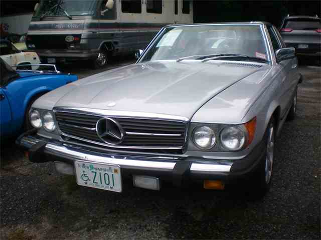 Picture of '85 380SL - NSQA
