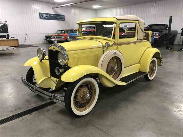 Picture of '31 Model A - NUZ2