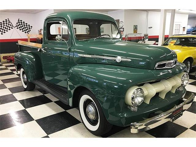 Picture of Classic '52 Ford F100 Auction Vehicle Offered by  - NUZI