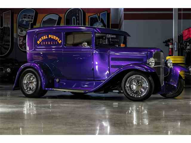 Picture of '30 Model A - NUZK