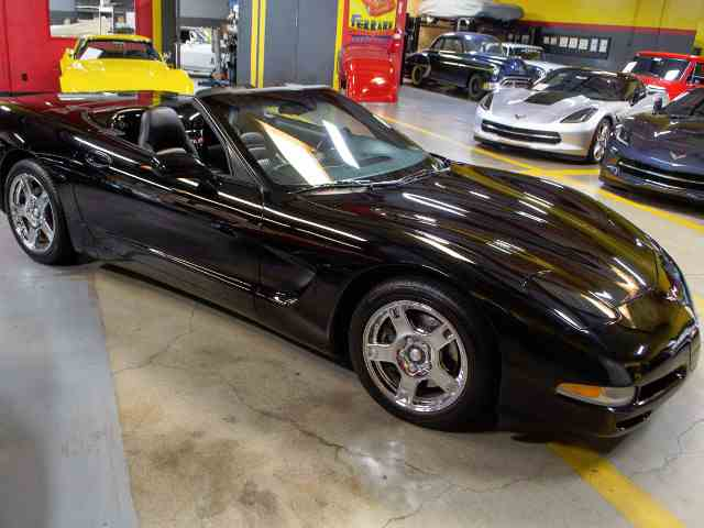 Picture of '98 Corvette - NUZM