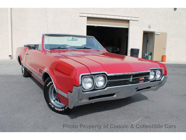 Picture of Classic '66 Oldsmobile Cutlass located in Nevada - $32,500.00 Offered by  - NUZP