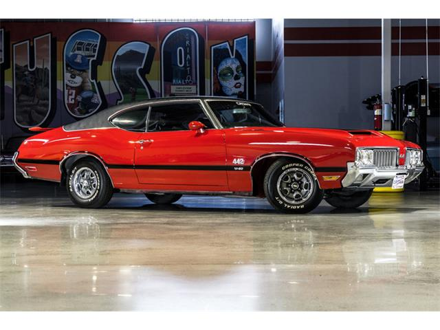 Picture of '70 Oldsmobile 442 located in Tucson Arizona Offered by  - NUZV