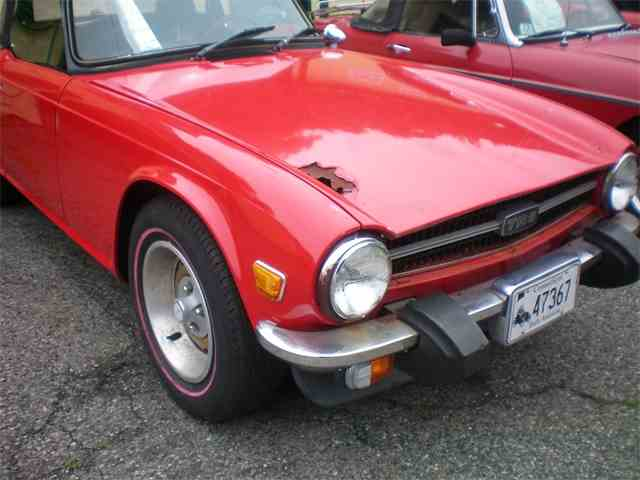 Picture of '74 TR6 - NSQE