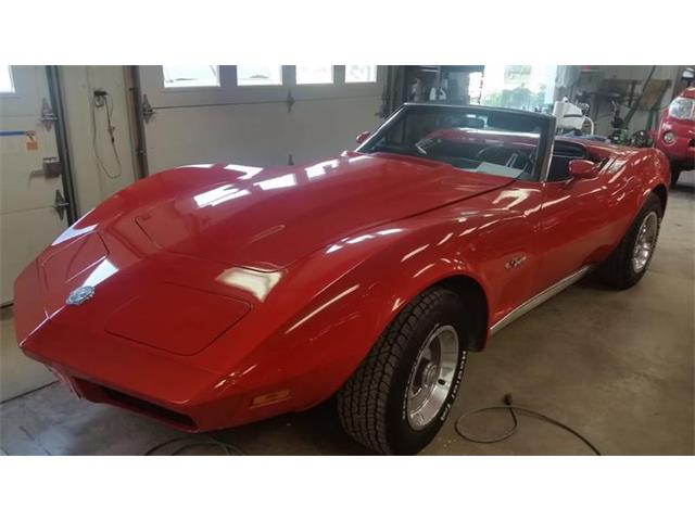 Picture of '74 Chevrolet Corvette located in Spirit Lake Iowa Offered by  - NUZW
