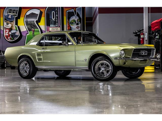 Picture of '67 Mustang - NV06