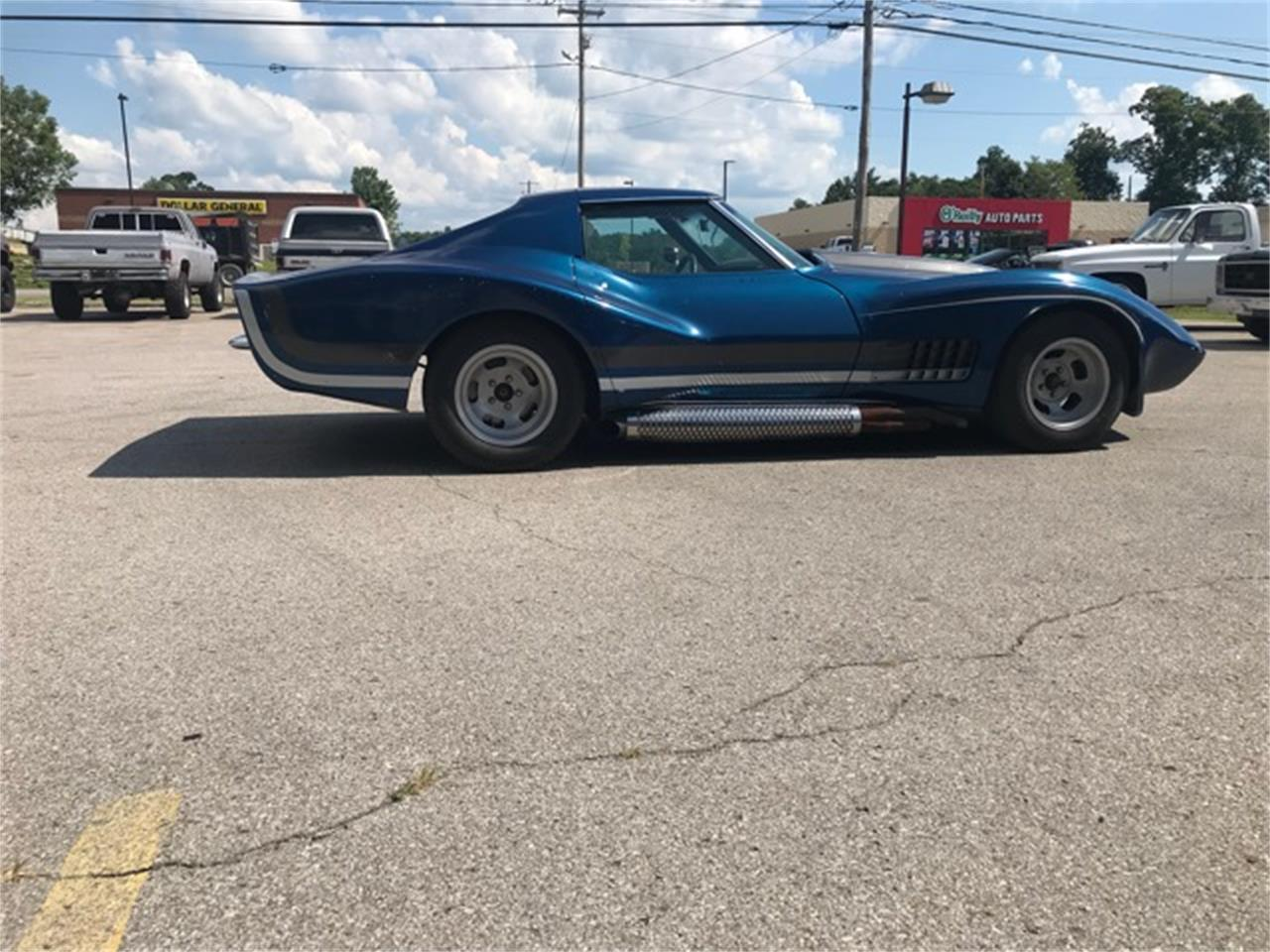 Large Picture of Classic 1972 Chevrolet Corvette located in Dickson Tennessee - NV08