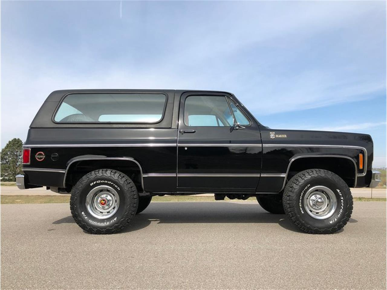 Large Picture of '78 Blazer - NV09