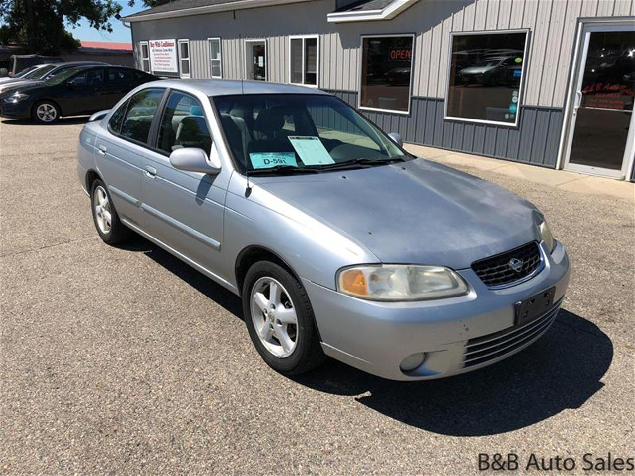 Picture of '02 Sentra - NV0D