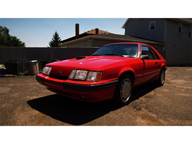 Picture of '86 Mustang SVO - NSQG