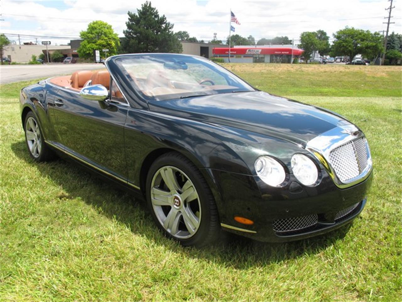 Large Picture of '07 Continental GTC - NV0H