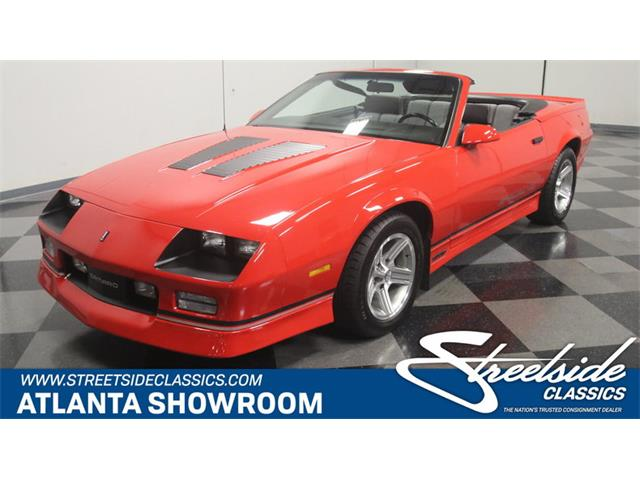 Picture of '90 Camaro - NV0T