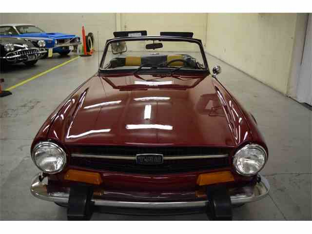 Picture of '74 TR6 - NV1F