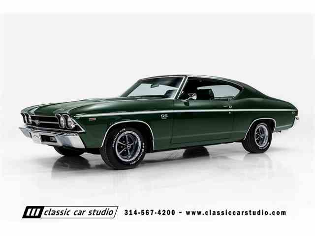 Picture of '69 Chevelle - NSQK