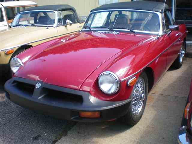 Picture of '79 MGB - NSQM