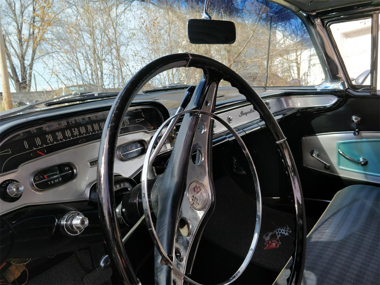 Large Picture of Classic '58 Impala located in Oklahoma - $49,700.00 - NV25