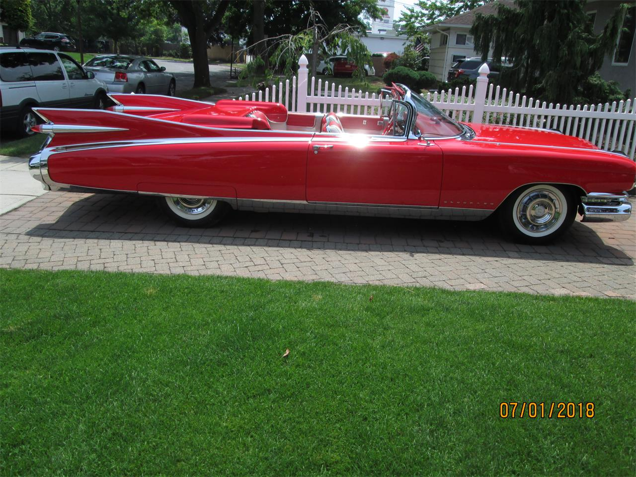 For Sale: 1959 Cadillac Eldorado Biarritz in East Meadow, New York