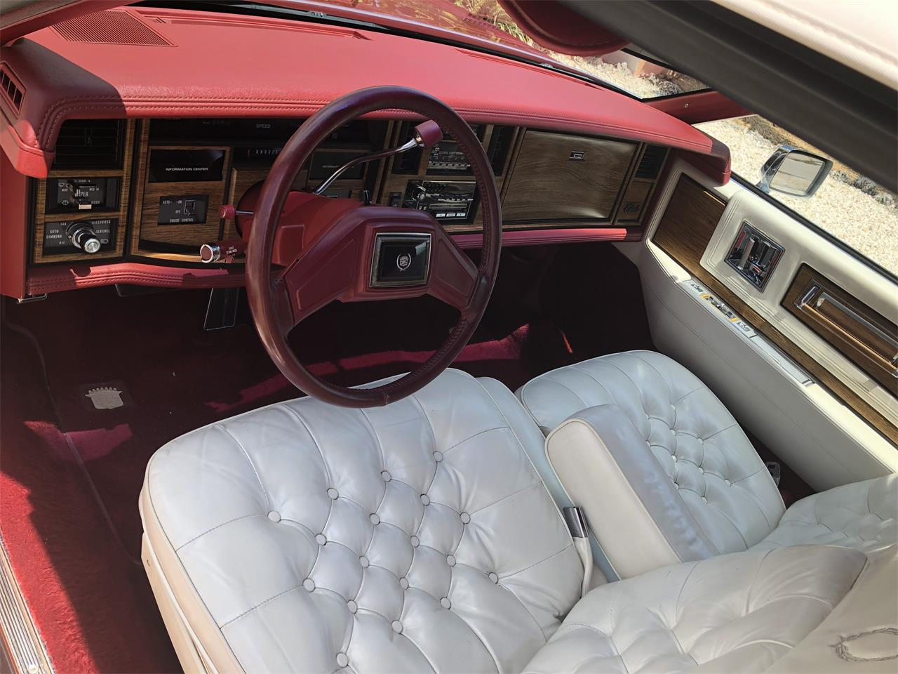 Large Picture of 1984 Cadillac Eldorado Biarritz located in Key West Florida - NV2R