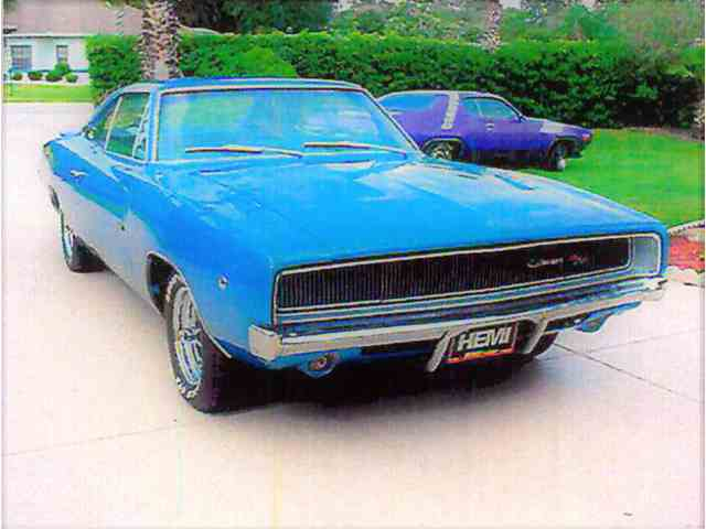 Picture of '68 Charger - NV3A