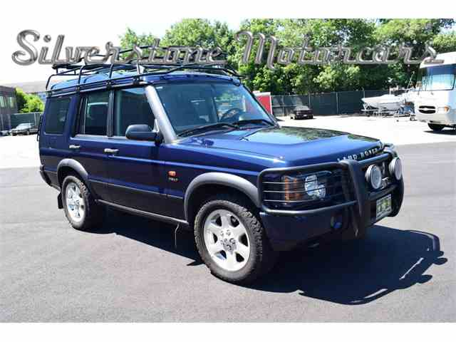 Picture of '03 Discovery - NV3C