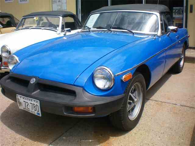 Picture of '76 MGB - NSQR