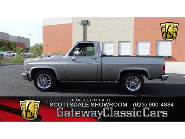 Picture of '82 Chevrolet C10 located in Deer Valley Arizona - $22,595.00 Offered by  - NV3O