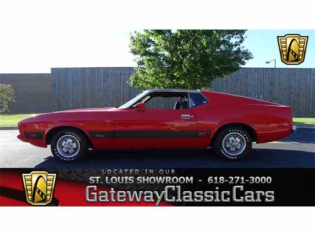 Picture of '73 Mustang - NV3U